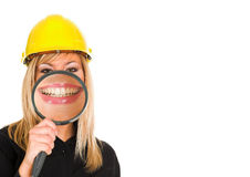 A businesswoman Stock Photography