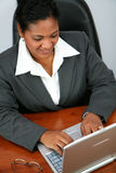 businesswoman Fotografia Stock