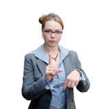 Businesswoman-7 Stock Photography