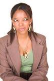 businesswoman afrykańska sexy zdjęcia royalty free