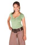 businesswoman afrykańskiej Obraz Royalty Free