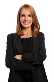 Businesswoman With Arms Crossed Royalty Free Stock Photo