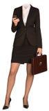 Businesswoman body Stock Photos