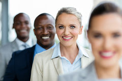 businesswoman business team Royalty Free Stock Photos