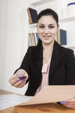 Businesswoman Royalty Free Stock Image
