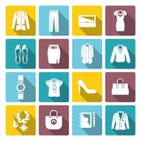 Businesswoman Clothes Set Royalty Free Stock Image