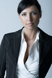 Businesswoman (Cold-Ver) Royalty Free Stock Photo