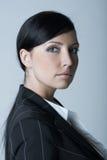 Businesswoman (Cold-Ver) Stock Photo