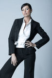 Businesswoman (Cold-Ver) Stock Photography