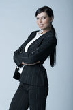 Businesswoman (Cold-Ver) Stock Photos