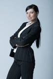 Businesswoman (Cold-Ver) Stock Photos