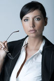 Businesswoman (Cold-Ver) Stock Image