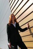 businesswoman corporate Στοκ εικόνα με δικαίωμα ελεύθερης χρήσης