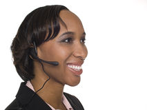 Businesswoman - Customer Service Stock Photos