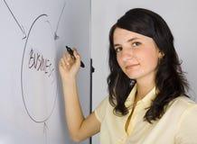 businesswoman dumny Obrazy Stock