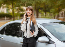 Businesswoman Royalty Free Stock Photography