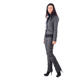 Businesswoman full length stock images