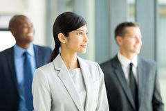 Businesswoman group businesspeople Royalty Free Stock Photos