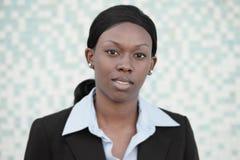 Businesswoman headshot Stock Images