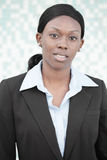 Businesswoman headshot Royalty Free Stock Photo