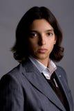 Businesswoman headshot portrait Stock Photos