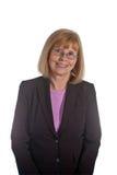 businesswoman mature portrait στοκ εικόνες