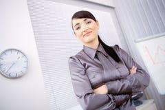 businesswoman office Στοκ Φωτογραφία