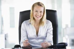 businesswoman office organizer personal Στοκ φωτογραφία με δικαίωμα ελεύθερης χρήσης