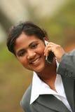 Businesswoman on Phone Stock Photos