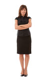 Businesswoman portrait Stock Image
