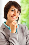 Businesswoman portrait Royalty Free Stock Photography