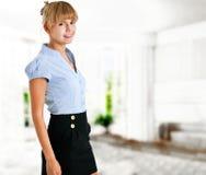 Businesswoman portrait Royalty Free Stock Photography