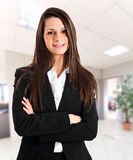 Businesswoman portrait Royalty Free Stock Photo