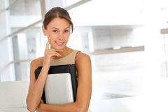 Businesswoman portrait Royalty Free Stock Images
