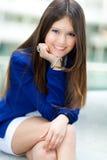 Businesswoman portrait royalty free stock photos