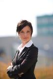 Businesswoman portrait Royalty Free Stock Photo