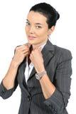 Businesswoman. Portrait Stock Image