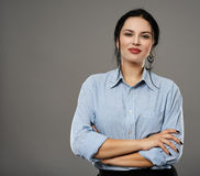 Businesswoman portrait Stock Photography