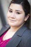 Businesswoman - Portrait Stock Photo