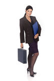 Businesswoman, secretary Stock Photos