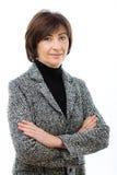 businesswoman senior Στοκ Φωτογραφίες