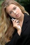 Businesswoman. Stock Image