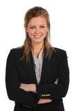 Businesswoman Smiling Royalty Free Stock Image