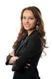 Businesswoman Smiling stock images