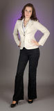 Businesswoman Standing Royalty Free Stock Photos