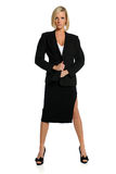 Businesswoman Standing Stock Photo