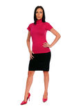 Businesswoman Standing Stock Photography