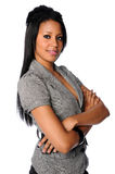 Businesswoman Standing Royalty Free Stock Image