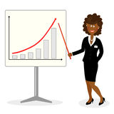 Businesswoman 2 Royalty Free Stock Image