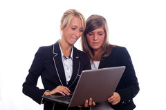 Businesswoman Team Stock Images